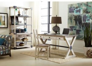 Get organized while you're working from home with a great new Hammary desk for your home office. Find it through EF Brannon furniture shop in Chattanooga!