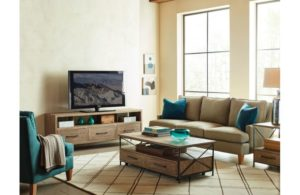 Add sleek style to your Chattanooga home with the Hillsboro Entertainment Center.