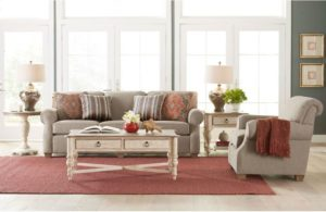 Enjoy clean lines and a cozy sofa you can sink into with this Kincaid piece that will transform your space. Our Chattanooga living room furniture at EF Brannon is exactly what you need.