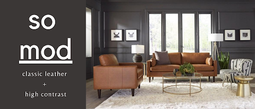 When it comes to your Chattanooga interior design choices, leather is classic and can help you create a modern look in your space.