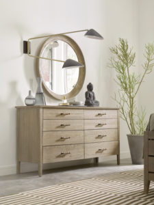 Another signature of Scandinavian design is a look that always feels fresh with clean lines and organic elements.