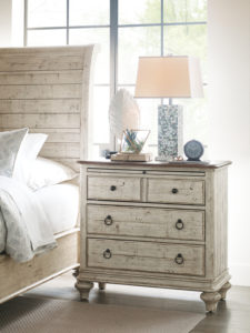 Nightstands with storage are also great functional furniture pieces!