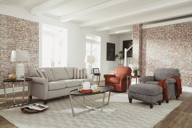 When updated your Chattanooga living room with a new sofa, consider what fabric type will best suit your needs.