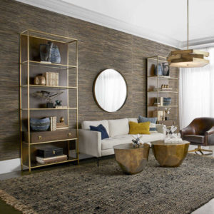 Get a professional look with your Chattanooga interior design when you constantly edit your space. Get rid of clutter, and only keep pieces you love.