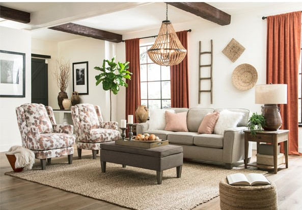 Be sure to test out the new couch before you buy it for your Chattanooga living room. One huge benefit to shopping in person is you can see how it feels to sit, lounge, and lie on the couch you're considering!