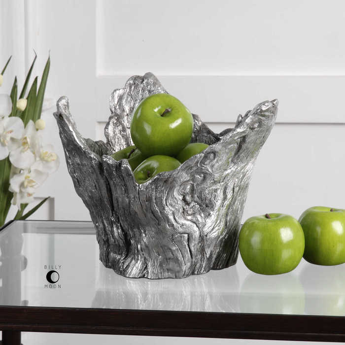 Use this Uttermost bowl for your Thanksgiving centerpiece