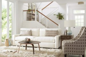 Home interior upholstery from Best Home Furnishings will add that extra touch to your home for the near year.