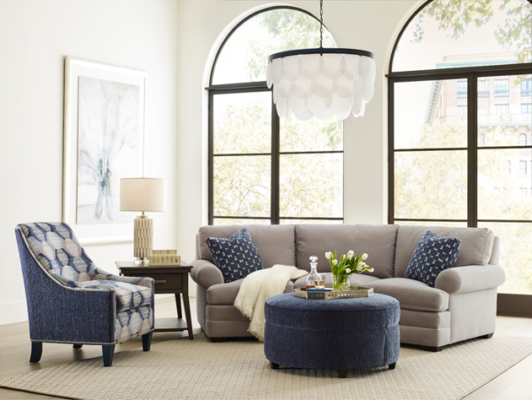 comfy living room furniture from Kincaid