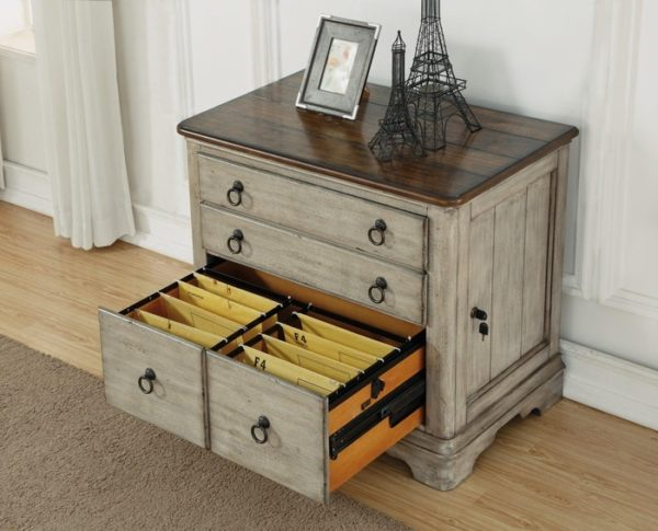 Plymouth file cabinet is a perfect space saving furniture for the home office
