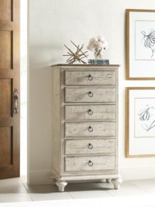 Dresser by Kincaid is a useful space saving furniture piece for the bedroom.