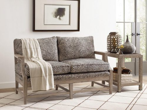 Sofa by Kincaid for the perfect grey furniture piece.