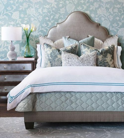 Bedroom furniture headboard by Easter Accents