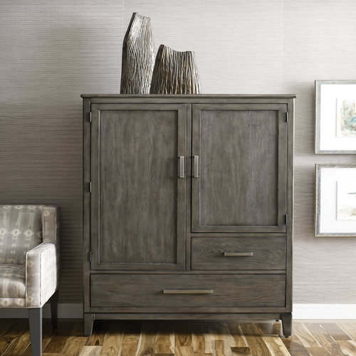 Grey furniture door chest piece by Kincaid.