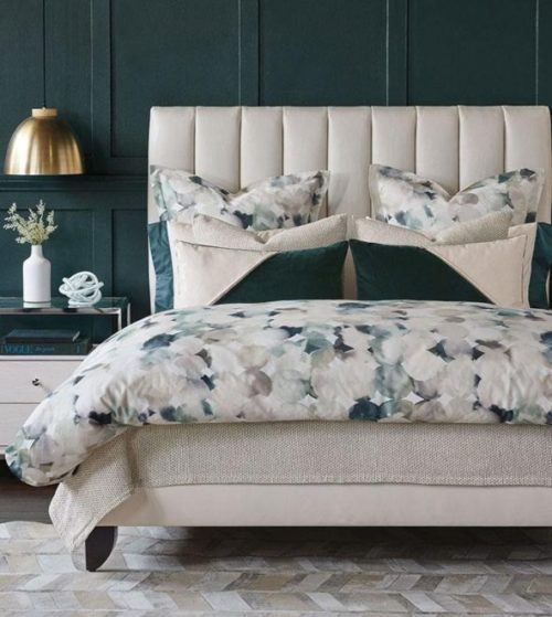 Bed spread by Eastern Accents for home decorating