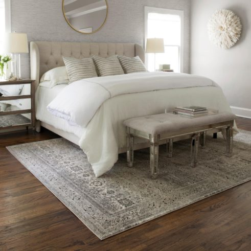 floor rug for bedroom decor by Loloi.