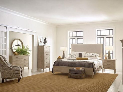 Bedroom decor set by Kincaid for a relaxing room.
