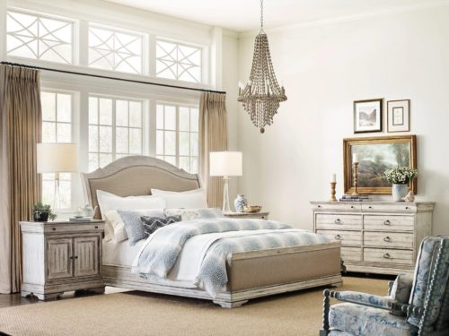bedroom decor fabrics and comforter for a casual style