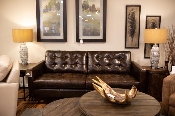 Chattanooga living room sofa