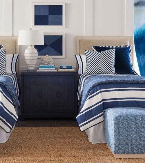 Interior Design bedroom set up