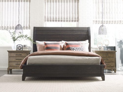 furniture styles for the bedroom with a bed set from Kincaid.