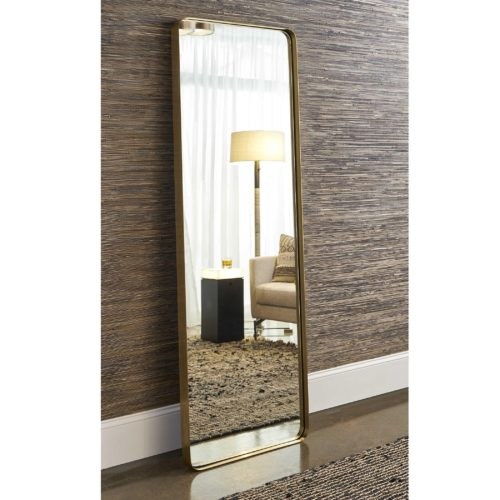 room essentials featuring long standing mirror from Uttermost