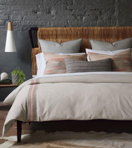 room essentials with a bedroom set by Eastern Accents